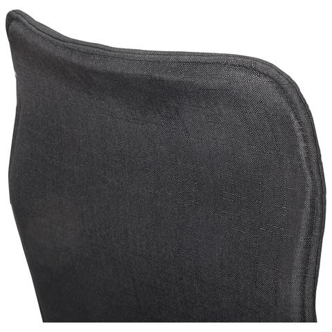 Кресло офисное BRABIX Delta EX-520, ткань, черное